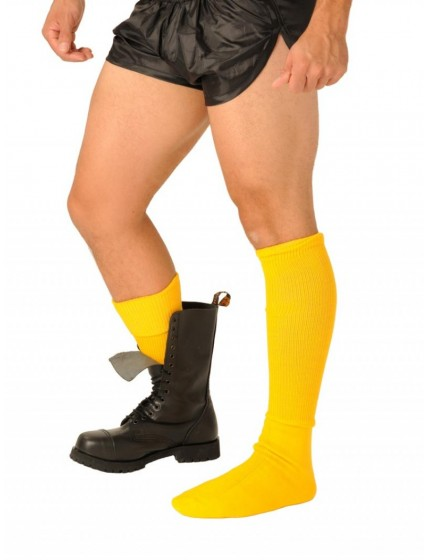 Fist Boot Socks • Yellow