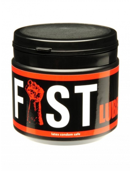 Fist Lube 500ml • Waterbased Lubricant