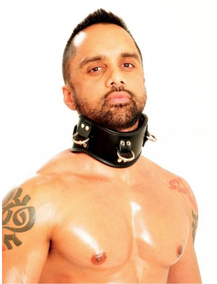 Fist Posture Collar • Black