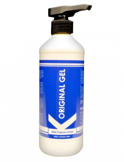 K Original Gel 500ml • Waterbased Lubricant
