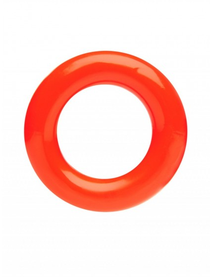 Jelly Cock Ring• Red