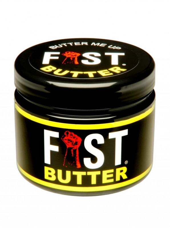 Fist Butter 500ml • Oil-based Lubricant