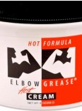 Elbow Grease Cream Hot 255g • Oil-based Lubricant