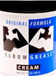Elbow Grease Cream Original 425g • Oil-based Lubricant