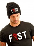 Fist Whistler Hat • Black