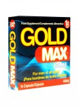 Erection Capsule Gold Max • 1 capsule