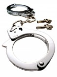 Handcuffs • Chrome